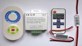 Описание контроллеров и диммеров для светодиодной ленты